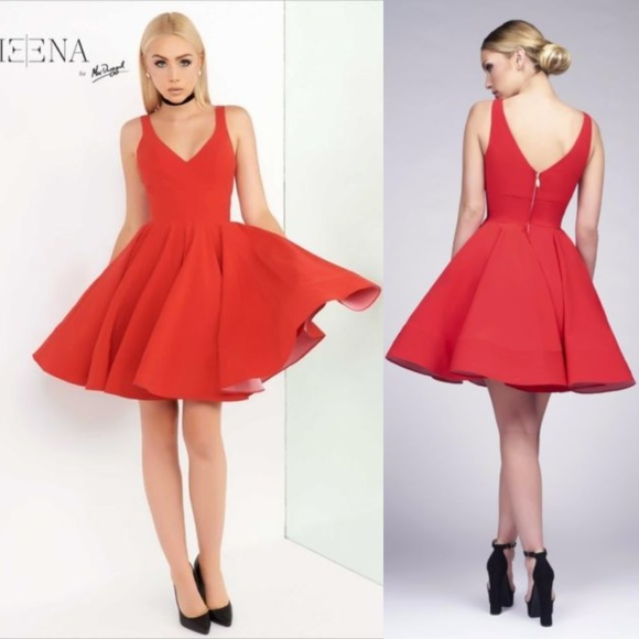 Ieena for Mac Duggal Dresses  e9ecb5e4a